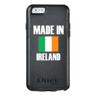 Made In Ireland Flag OtterBox iPhone 6/6s Case