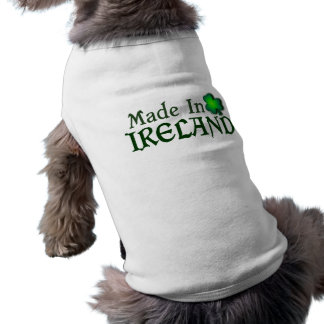 Made in Ireland Funny Irish Shirt
