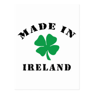 Made In Ireland Postcard