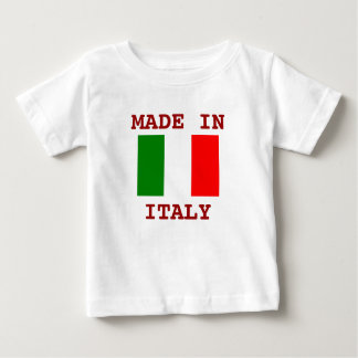 Made in Italy Baby T-Shirt