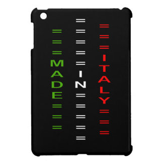 made in italy iPad mini cases