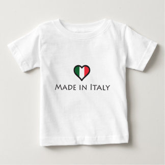 Made in Italy - Italian Pride Baby T-Shirt