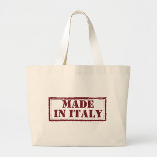 Made In Italy Large Tote Bag