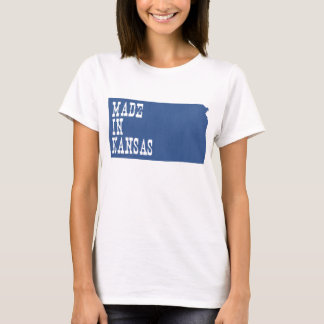 Made In Kansas T-Shirt
