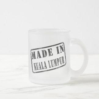 Made in Kuala Lumpur Coffee Mug