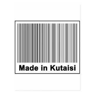 Made In Kutaisi Postcard