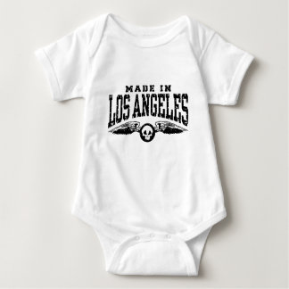 Made In Los Angeles Baby Bodysuit