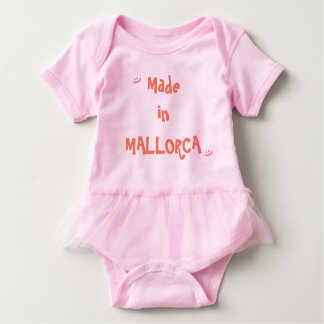 Made in Mallorca - Baby One Piece Baby Bodysuit