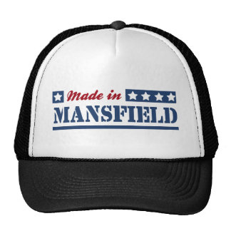 Made in Mansfield OH Mesh Hats