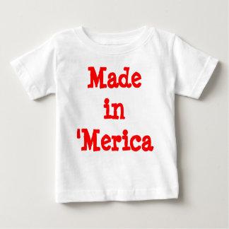 Made in 'Merica Baby Baby T-Shirt