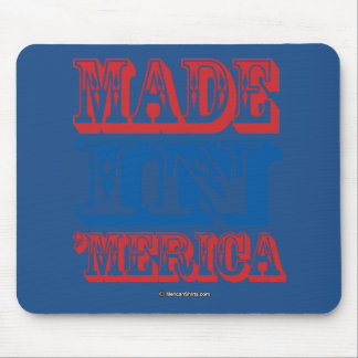 Made in 'Merica Mouse Pad