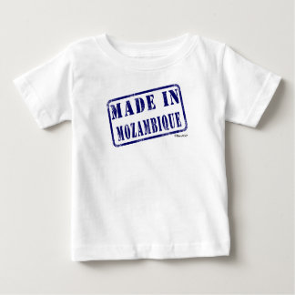 Made in Mozambique Baby T-Shirt