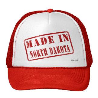 Made in North Dakota Cap
