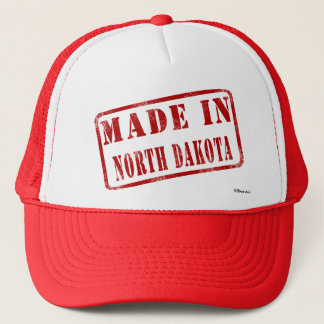 Made in North Dakota Trucker Hat