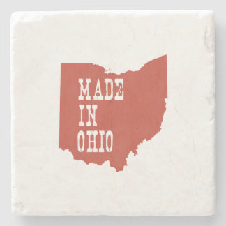 Made In Ohio Stone Coaster