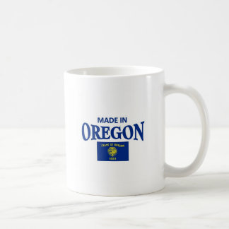 Made in Oregon Coffee Mug