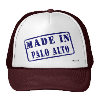 Made in Palo Alto Cap