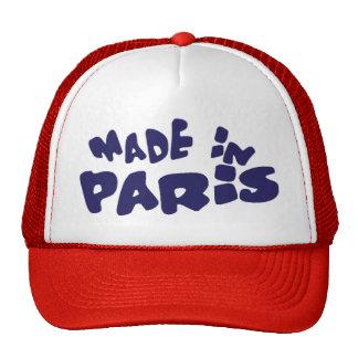 MADE IN PARIS CAP