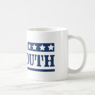 Made in Plymouth Mug