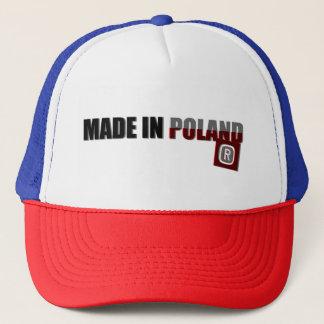 Made in Poland, original, country proud, pride cap