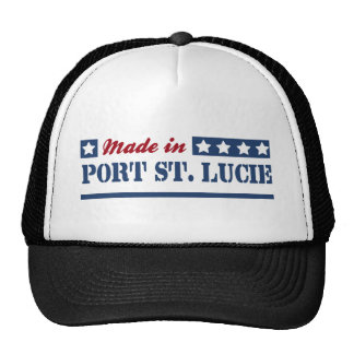 Made in Port St. Lucie Mesh Hats