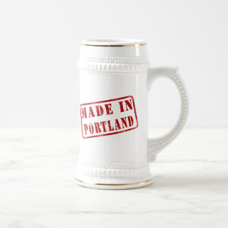 Made in Portland Beer Stein