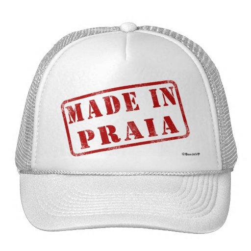 Made in Praia Mesh Hats