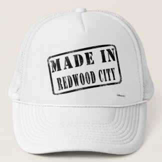Made in Redwood City Trucker Hat