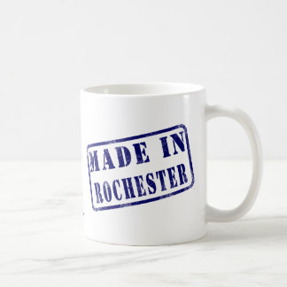 Made in Rochester Coffee Mug