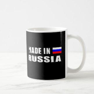 Made in Russia Coffee Mugs