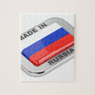 Made in Russia Jigsaw Puzzle
