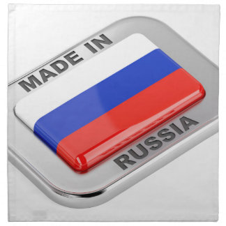 Made in Russia Napkin