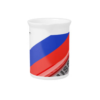 Made in Russia Pitcher