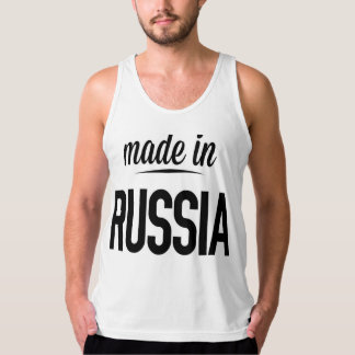 Made in Russia Singlet