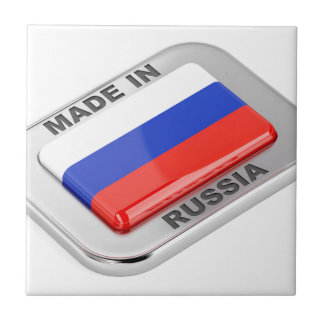 Made in Russia Tile