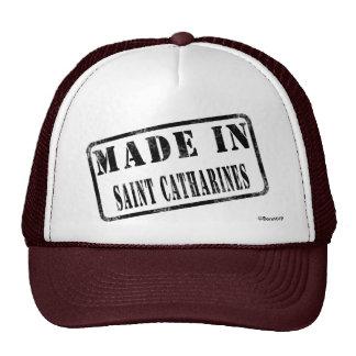 Made in Saint Catharines Cap
