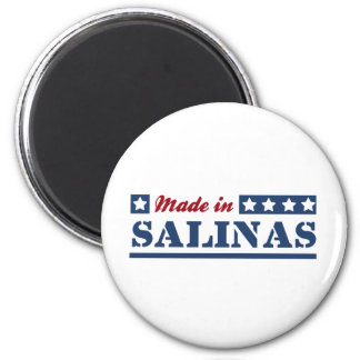Made in Salinas Refrigerator Magnets