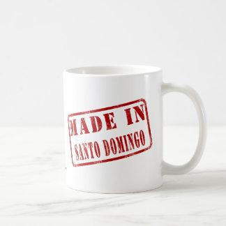 Made in Santo Domingo Coffee Mug