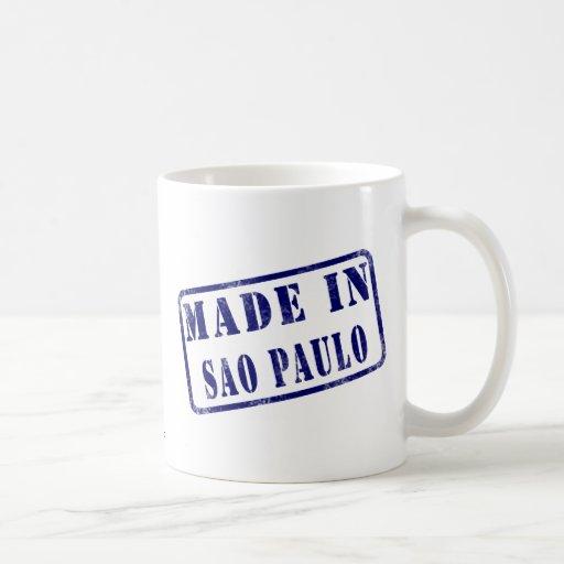 Made in Sao Paulo Mug