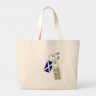 Made in Scotland Jumbo Tote Bag