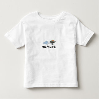 Made in Seattle Toddler T-Shirt