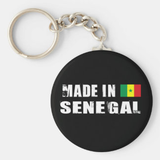 Made in Senegal Keychain