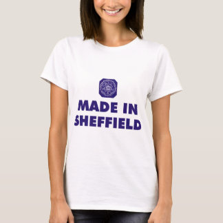 Made in Sheffield T-Shirt