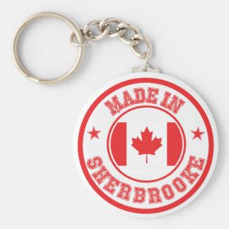 Made In Sherbrooke Key Ring