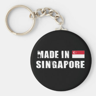 Made in Singapore Key Chains