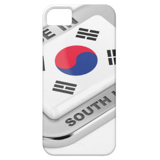 Made in South Korea iPhone 5 Case