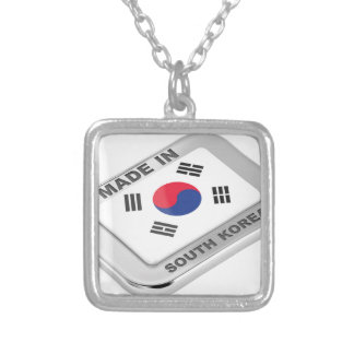 Made in South Korea Silver Plated Necklace