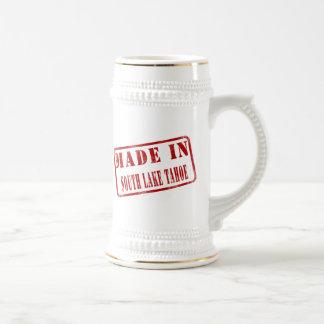 Made in South Lake Tahoe Beer Steins