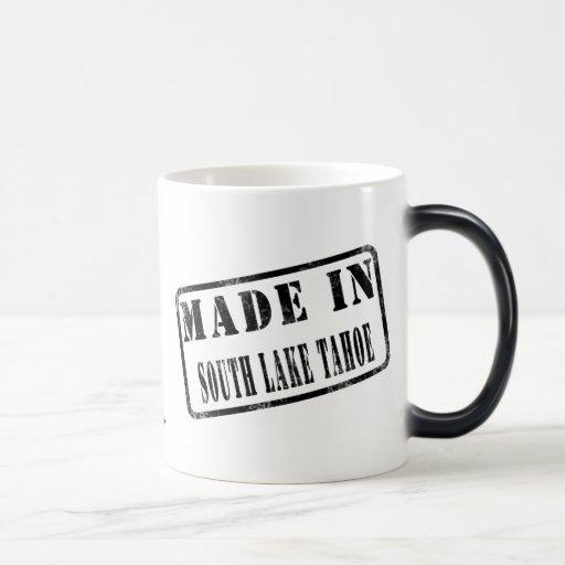 Made in South Lake Tahoe Mug