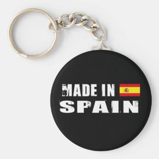Made in Spain Keychain